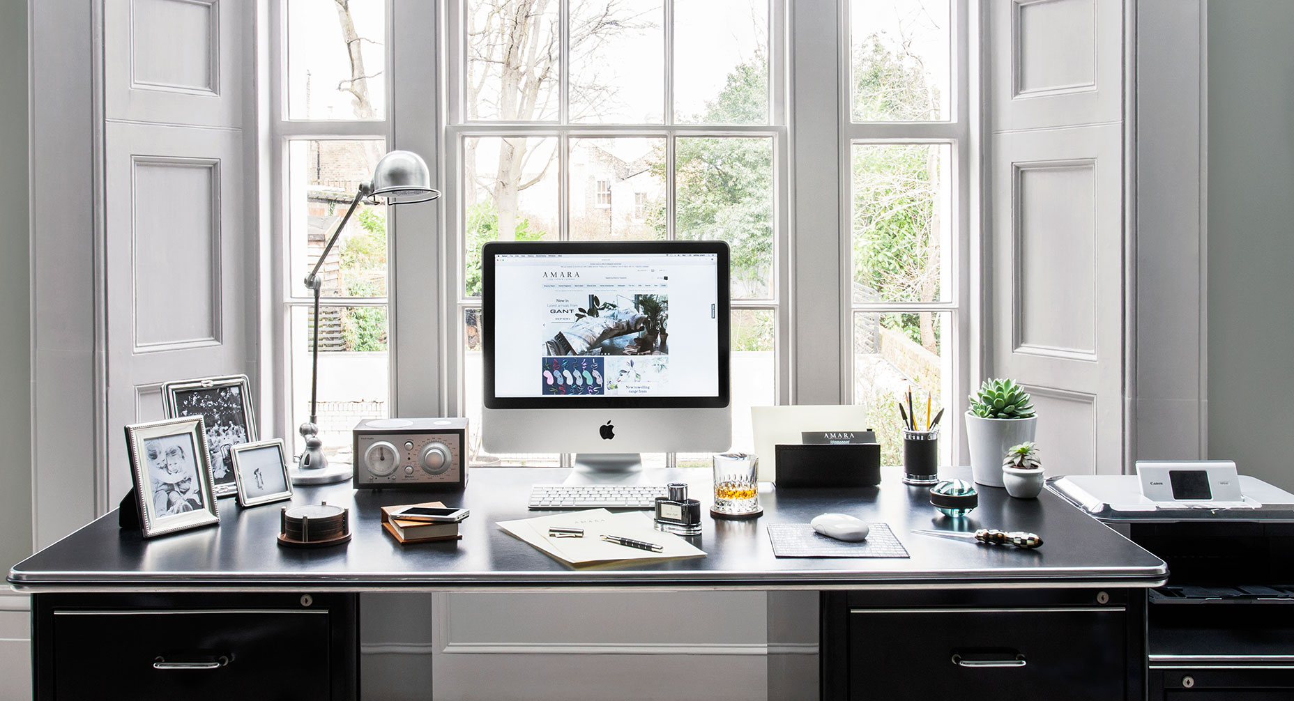 How to Create the Ideal Home Office - TechDaring